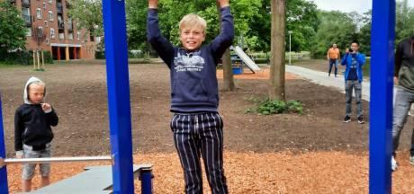 Nieuw stadspark in Gorinchem, feestelijke opening met de buurt volgt nog