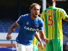 Everton wint spektakelstuk, hoofdrollen voor James Rodríguez en hattrickheld Calvert-Lewin