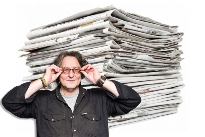 Kees Thies begint aan zijn twaalfde seizoen als columnist.