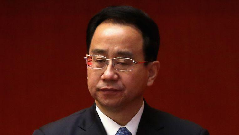 Ling Jihua Beeld getty