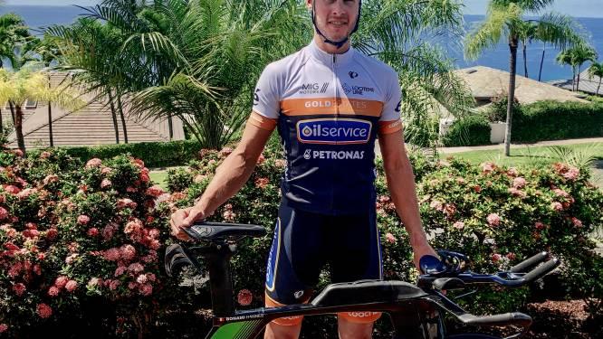 """Hannes Bonami is één van de blikvangers in Triatlon van Vlaanderen: """"Het zat dit seizoen echt nog niet mee"""""""