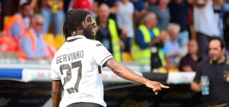 Parma wint dankzij fraaie solo Gervinho