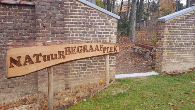 In Beersel kan je voortaan in de natuur begraven worden