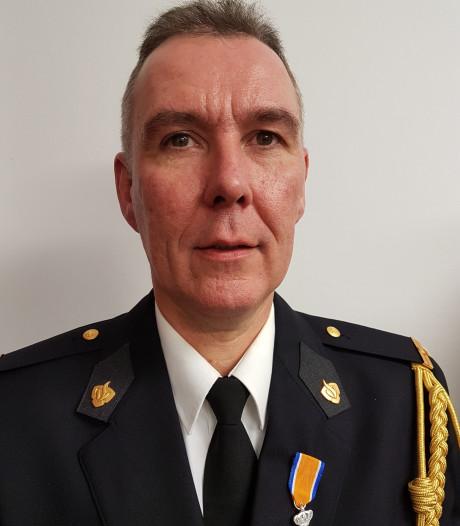 Brandweermannen uit Cranendonck onderscheiden als Lid in de Orde van Oranje Nassau