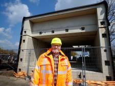 Eindelijk is het zover: de tunnel bij station Gorinchem wordt gebouwd, maar het wordt werken op een postzegel