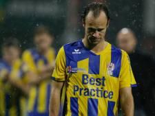 Plots heeft Niels Fleuren een rol in de schaduw bij TOP Oss
