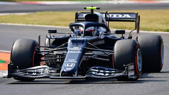 Gasly niet uit beeld bij Red Bull: 'Hij rijdt bijzonder sterk'