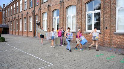 Grote verhuis voor Vrije Basisschool Opstal in afwachting van totaalrenovatie schoolgebouw