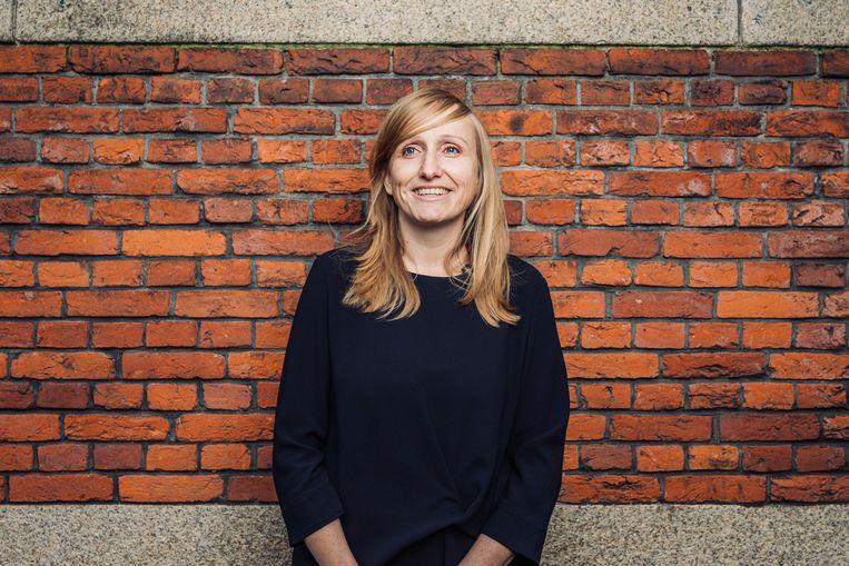Anne de Haij, directeur van Stedelijk Museum Schiedam sinds februari 2021. Beeld Marwan Magrou