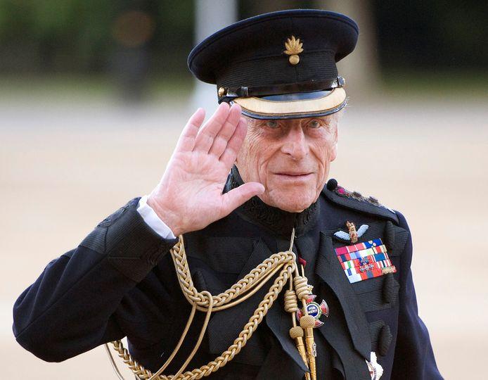 Le prince Philip en 2011