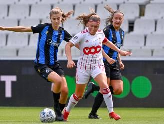 Topvoetbalsters Club Brugge en Anderlecht spelen zaterdag op Aalters kunstgrasveld