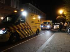 Gast van eetcafé in Breda verslikt zich in stukje eten en moet naar het ziekenhuis