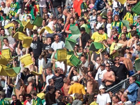 Gebiedsverbod ADO-fans in Huygenskwartier