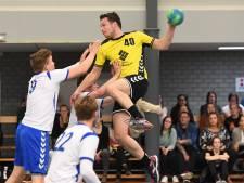 Handballers HVW koploper af na eerste nederlaag