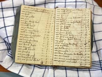Wat aten en dronken de Leuvenaars in 1803? Nieuwste aanwinst van Stadsarchief geeft het antwoord