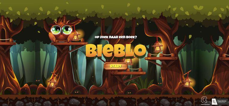 Bieblo, de interactieve tool voor bibliotheken gericht op kinderen