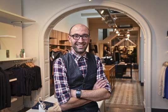 Bert Lievens wordt zaakvoerder van Quasimodo. De modezaak verhuist naar de Noordstraat.