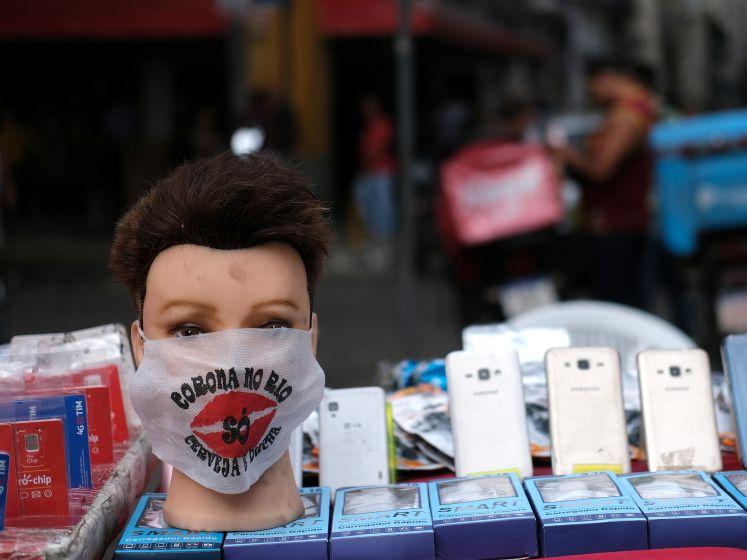Woekerend virus in Brazilië wordt gevaar voor de wereld: 'Dit is genocide'