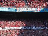 Kippenvel! Fans klappen handen stuk voor Eriksen