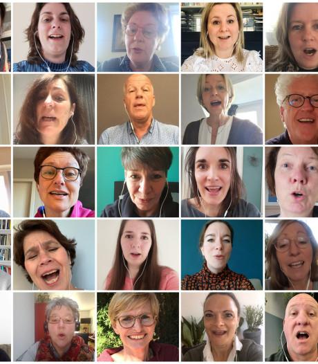 Udenhouts koor zingt 35 keer Avond van Boudewijn de Groot
