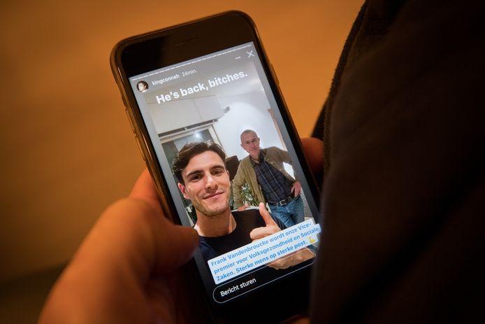 Je nieuwe minister van Volksgezondheid voorstellen? Dat deed Vooruit-voorzitter Conner Rousseau in september vorig jaar via Instagram Stories. Intussen hebben alle sociale media een eigen verhaalfunctie.