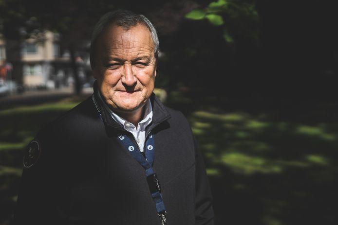 Alain Remue van de Cel Vermiste Personen.