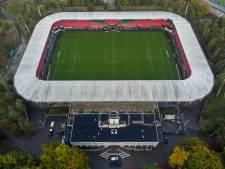 NEC bekijkt optie om na komende twee thuisduels uit te wijken naar ander stadion