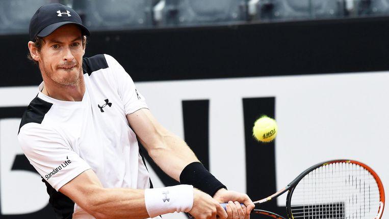 Andy Murray. Beeld EPA