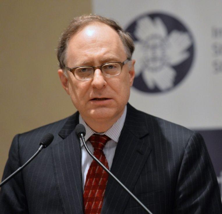 Plaatsvervangend secretaris-generaal van de NAVO Alexander Vershbow. Beeld EPA