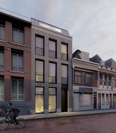 Verloederd pand De Walrus omgebouwd tot vier nieuwe appartementen