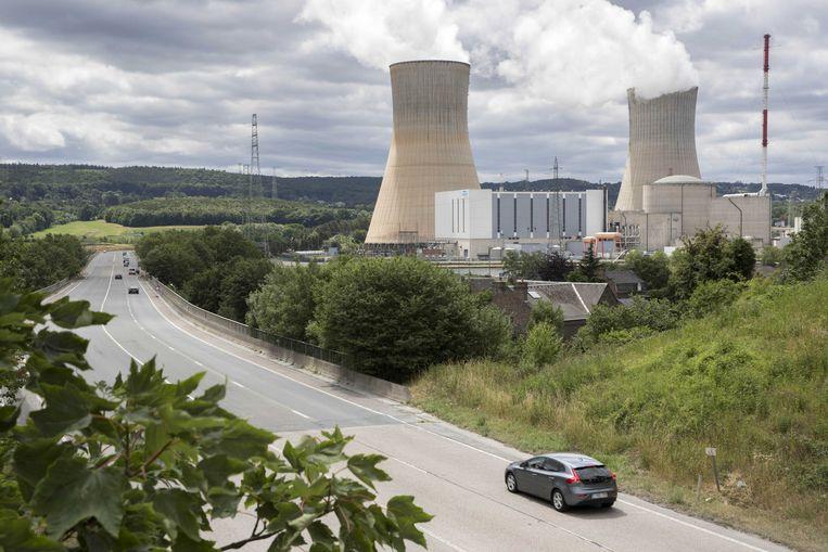 De kerncentrales in Tihange moeten net als die in Doel in 2025 dicht. Om de bevoorradingszekerheid te garanderen, wil de federale regering energieproducenten nu subsidiëren. Beeld ANP