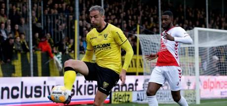 VVV-Venlo zet vertrekkende Seuntjens uit selectie