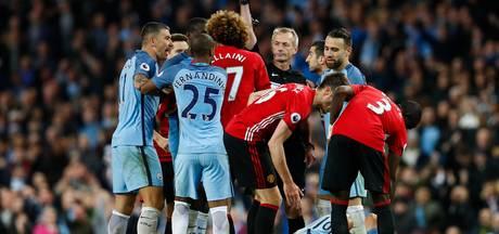 Heetgebakerde Manchester Derby levert geen winnaar op