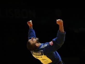 Goud en zilver op EK judo zijn leuke opwarmertjes voor Tokio