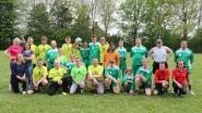 Bewoners Vondels vzw verslaan hun familieleden in voetbalmatch