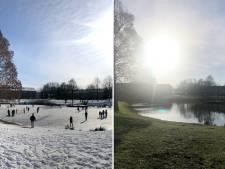 Het is lente in Twente