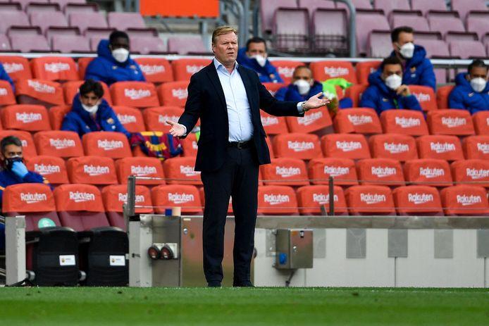 Mag Ronald Koeman aanblijven als coach van FC Barcelona? Er lijkt een onwerkbare situatie ontstaan bij FC Barcelona.