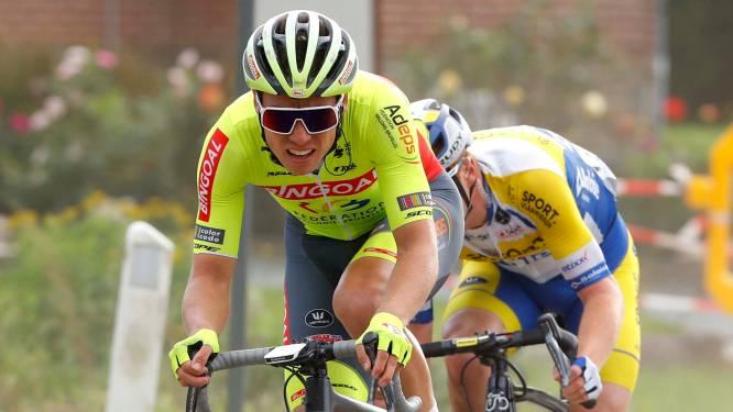 """Dimitri Peyskens rijdt Ronde van Slovenië: """"Het fietsen heeft hier een enorme boost gekregen"""""""