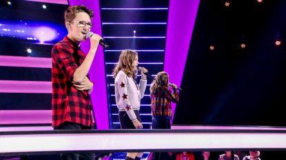 PREVIEW. Team K3 battelt op dé klassieker onder de popsongs