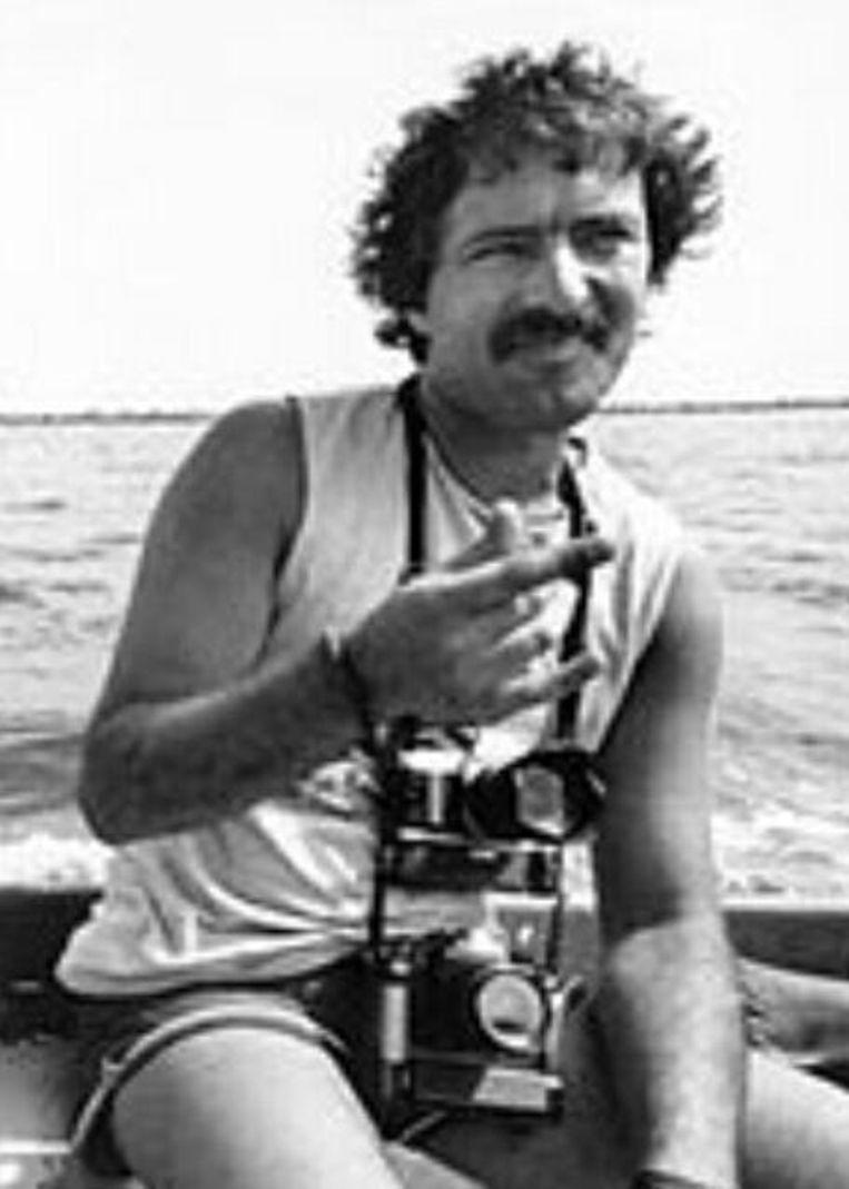 Greenpeace-fotograaf Fernando Pereira kwam om het leven bij de aanslag.