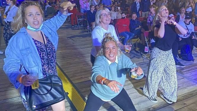 """Fans van Regi dansen de nacht in: """"Alle begrip dat mensen er nood aan hebben, maar deltavariant woedt nog"""""""