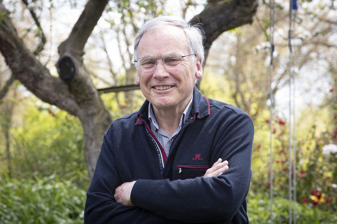 Herman Mensink kreeg onlangs een koninklijke onderscheiding.