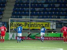 GA Eagles schiet zichzelf tegen FC Den Bosch verschrikkelijk in de voet