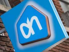 Natuuractiegroep 'AH must go' claimen dichtlijmen deuren van 18 filialen in Amsterdam