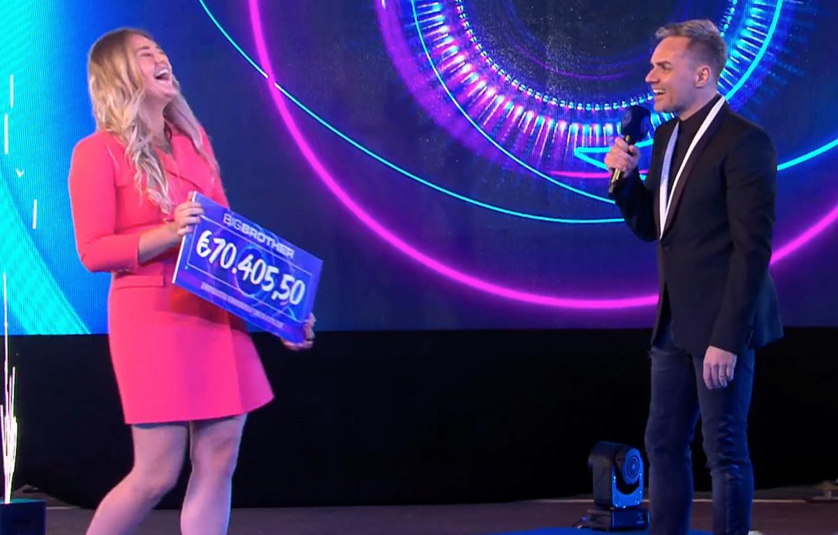 Jill wint Big Brother 2021.