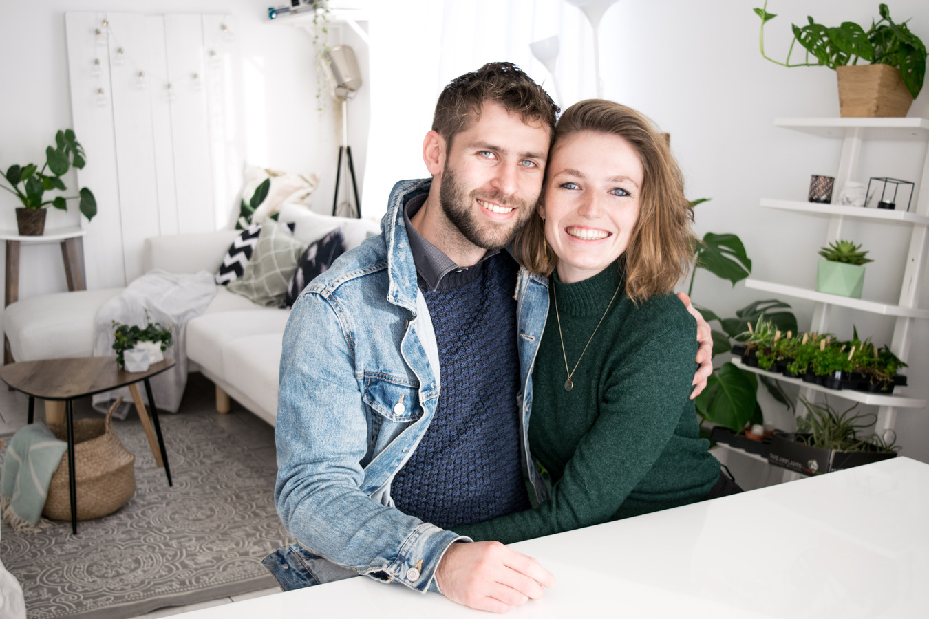 Nathan Noëth en Anneleen Durnez van House Raccoon.