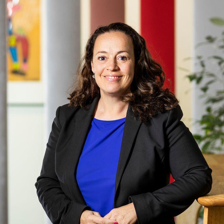 Astrid Hendriks, landelijk manager banenafspraak bij UWV Beeld UWV