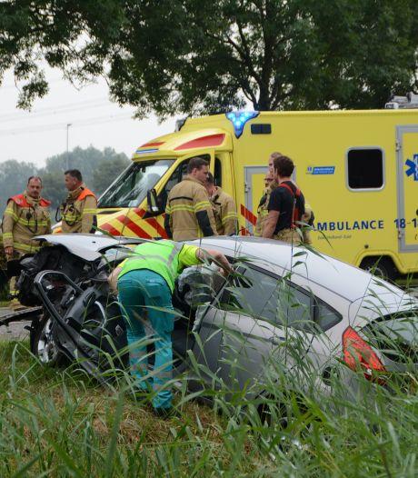Ernstig ongeval Sportlaan Puttershoek