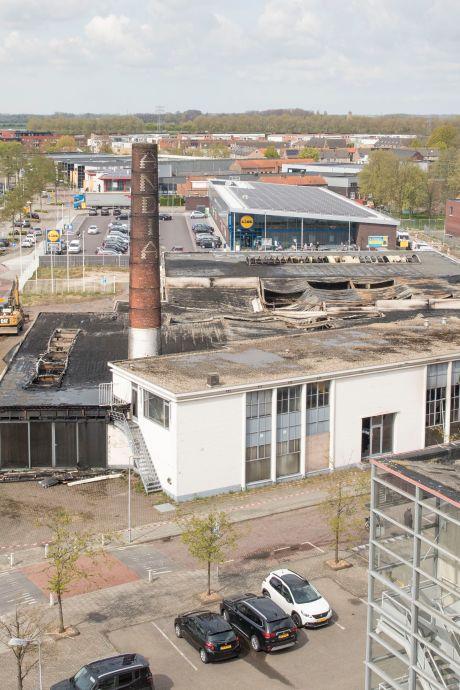 Afgebrande Renault-garage in Goes wijkt misschien voor appartementen