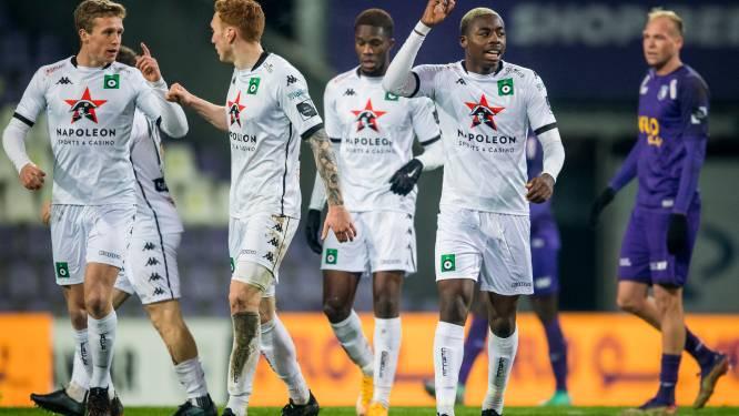 """Paul Clement (Cercle) vandaag tegen Standard: """"Ik zie offensief veel potentieel in duo Ugbo-Denkey"""""""